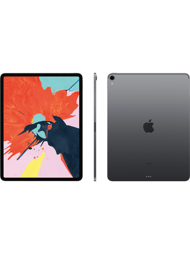 Apple iPad Pro 12,9 Wi-Fi (2018) 64GB space grau