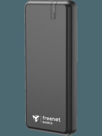 freenet Basics Powerbank 20.000mAh schwarz