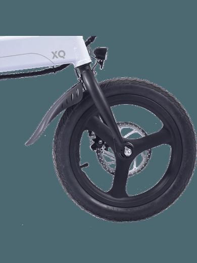XQISIT X-160 E-Bike 16 Zoll weiß