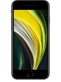 Apple iPhone SE (2nd generation) 256GB schwarz
