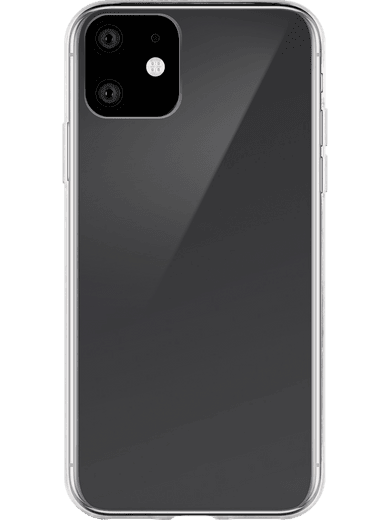 freenet Basics Flex Cover iPhone 11 (transparent)
