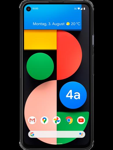 Google Pixel 4a (5G) 128GB just black